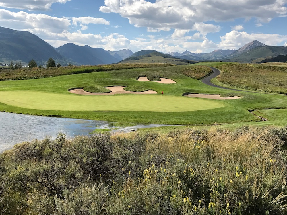 The club at crested butte defines golf in the rocky for Crested butte fishing